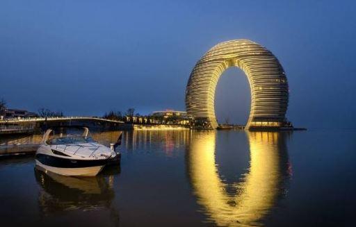 盘点中国豪华酒店 你可以不住但是一定不能不知道!