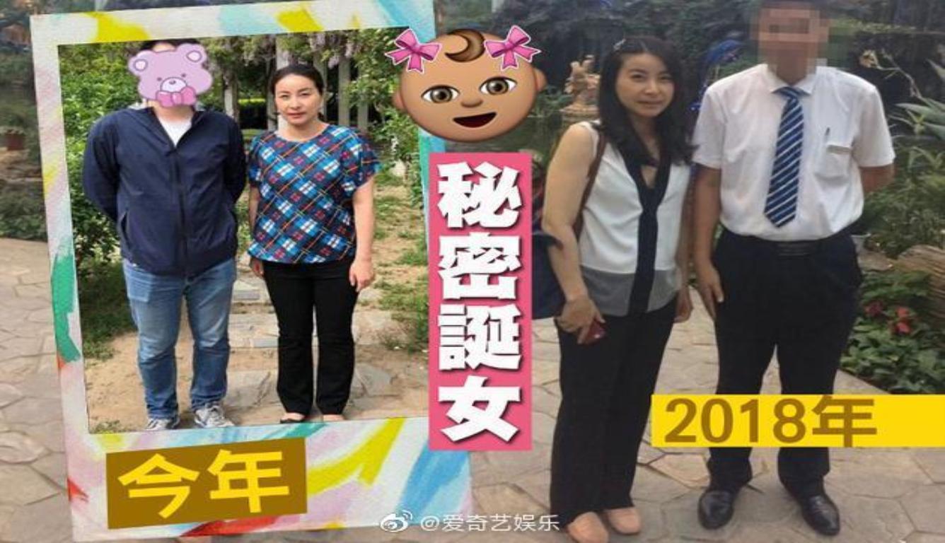 """郭晶晶三胎产女 公公霍震霆证实""""已经一岁了"""""""