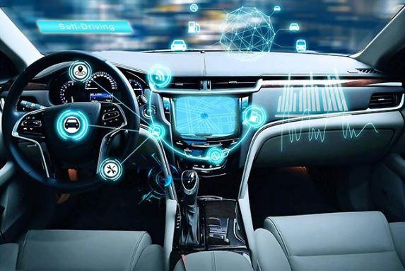 """技术与场景 """"智能汽车""""正在未来之路"""
