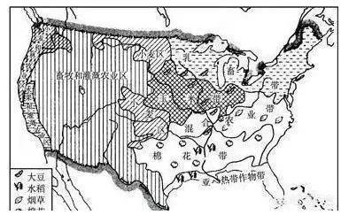 美国地区人口跟面积_美国人口迁移