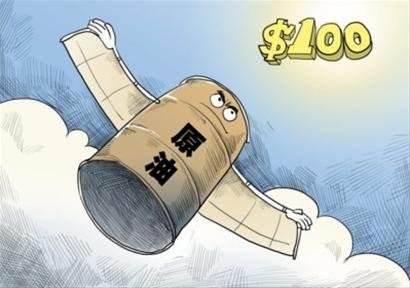 开年以来美元与原油之间演绎了一段共振上涨行情