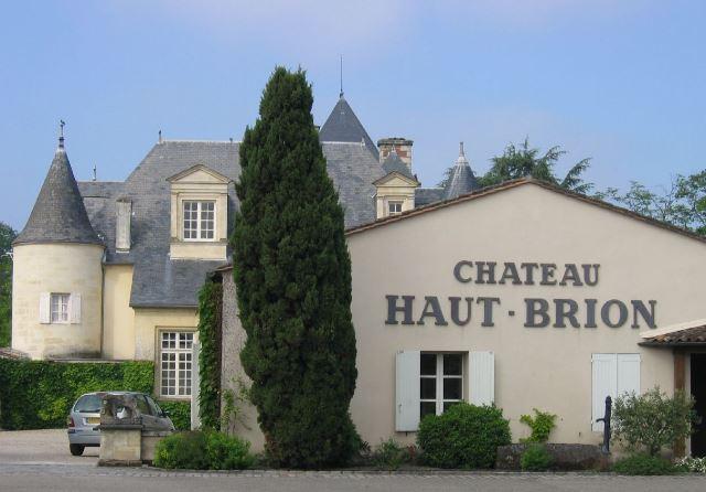 波尔多列级名庄中四个一级名庄之一 奥比昂酒庄