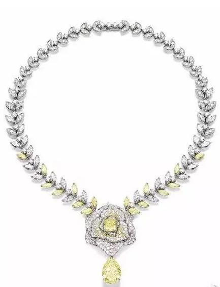 伯爵Rose Passion系列高级珠宝 极致演绎Piaget玫瑰的精髓