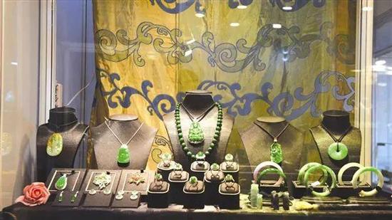 30多家台湾珠宝品牌参加第十届国际矿物珠宝玉石展