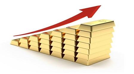 美数据让美元走回调 纸黄金月线小阳横盘