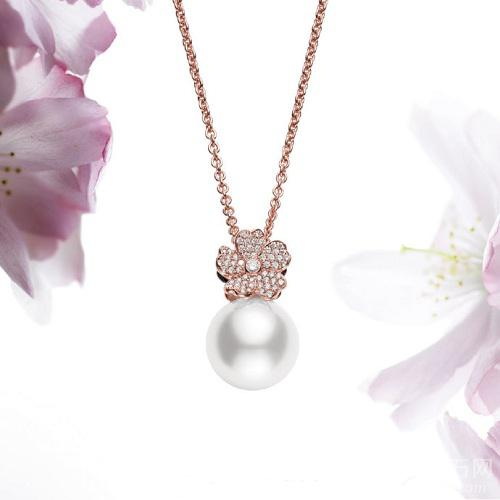 御木本Cherry Blossom珠宝新作 赞颂繁花似锦的无限春光