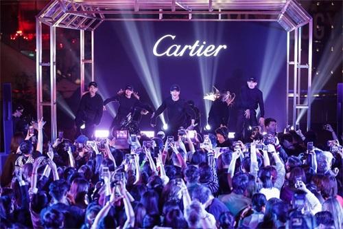 卡地亚演绎双面魅力 全新Clash de Cartier珠宝体验high爆全场