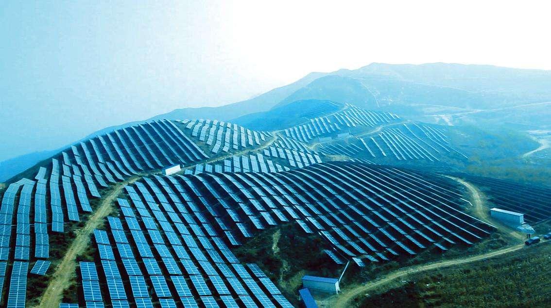四川省57个光伏扶贫项目装机总容量超过1.8万千瓦