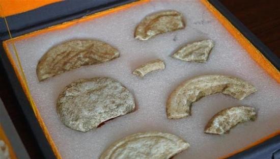 考古人员发现5000年前玉石器制作中心