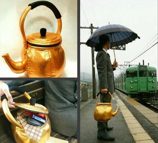 日本姑娘脑洞实在太大 这些奇葩包包看了也想试一试