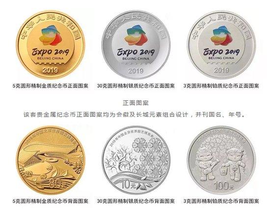 菜百公司成为2019年中国北京世界园艺博览会贵金属纪念币特许零售商
