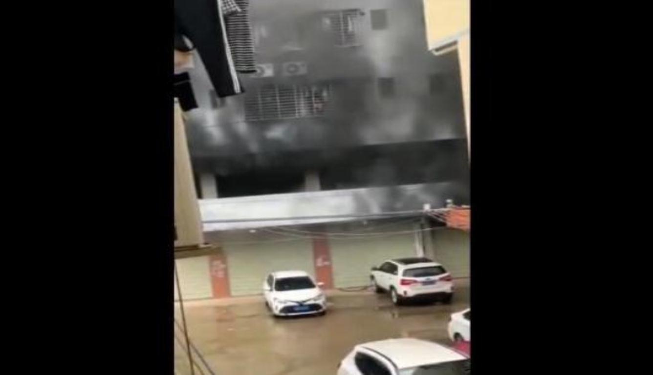 电动车起火致5死 这间民房租客大多是大学生