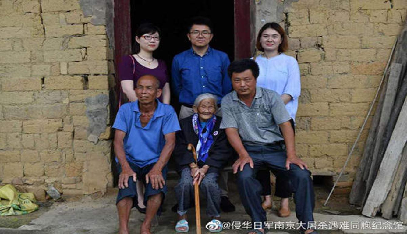 三十二主人公韦绍兰奶奶离世 享年99岁
