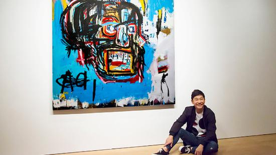 日本富豪前泽友作将拍卖数百万美元私人收藏