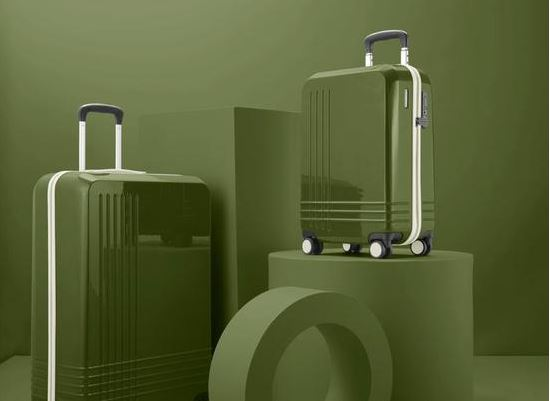 RIMOWA和Off-White的联名款行李箱 行李自定义