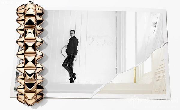 卡地亚推出全新Clash de Cartier系列珠宝 演绎不同型格自我