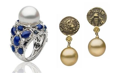 澳大利亚珠宝品牌推出 Autore新一季系列珠宝——Mediterranean