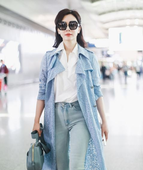 陈数 袁泉 俞飞鸿告诉你 女人过了35岁该如何穿