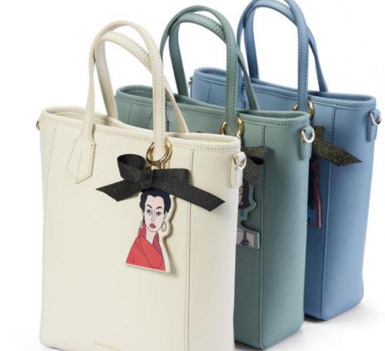 IT'S ME系列手袋发售——伊米妮EMINI HOUSE&大頭爾