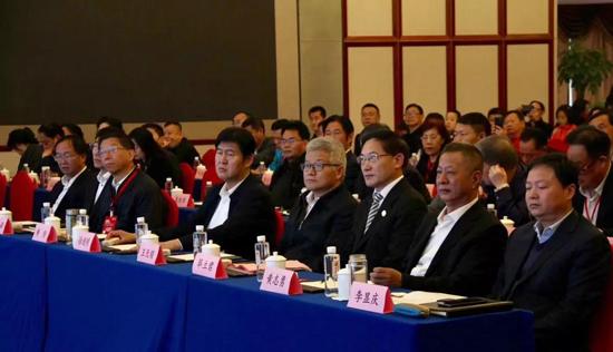 2019年全国珠宝玉石首饰行业协(商)会联席会议召开