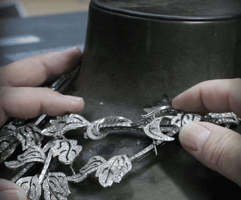 带你探秘 那些艺术感极强的珠宝工艺