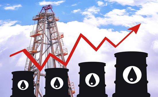 国际原油震荡走高 中东局势趋紧利好油价