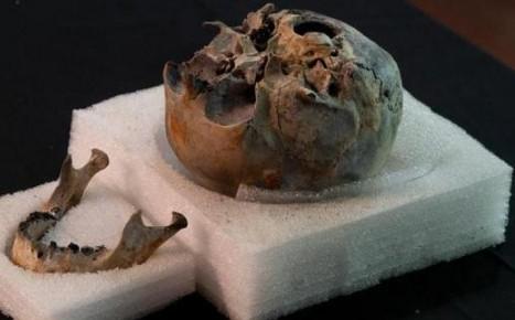 巴西国家博物馆展出27件公众从未见过的埃及文物