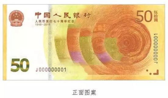 70周年纪念钞有所回落 但特殊号码依然坚挺