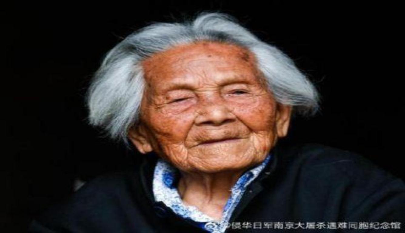 慰安妇汤根珍于今日凌晨3:00许离世 享年99岁
