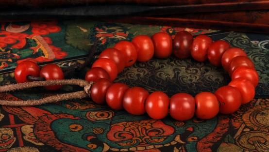 什么样的南红珠子能称为极品