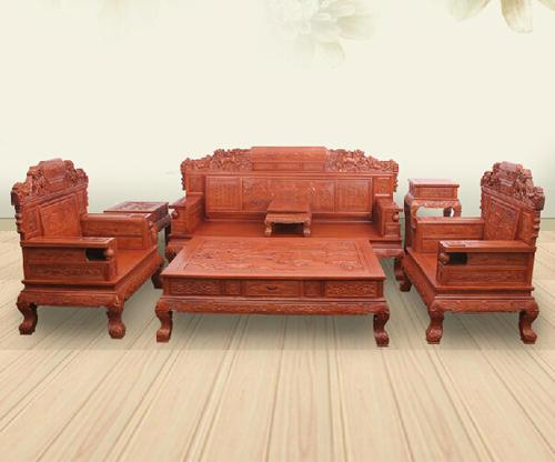 """""""盛昌阁红木沙发C019""""红木家具的价格"""