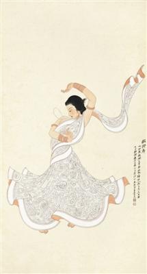 苏富比春拍上 张大千作品拍卖成绩喜人(图3)