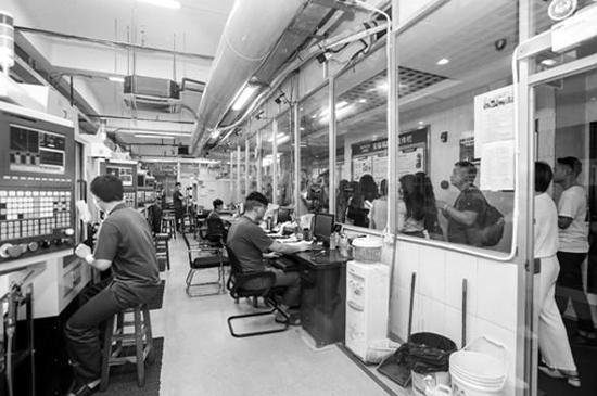 科技助力深圳水贝珠宝首饰产业升级