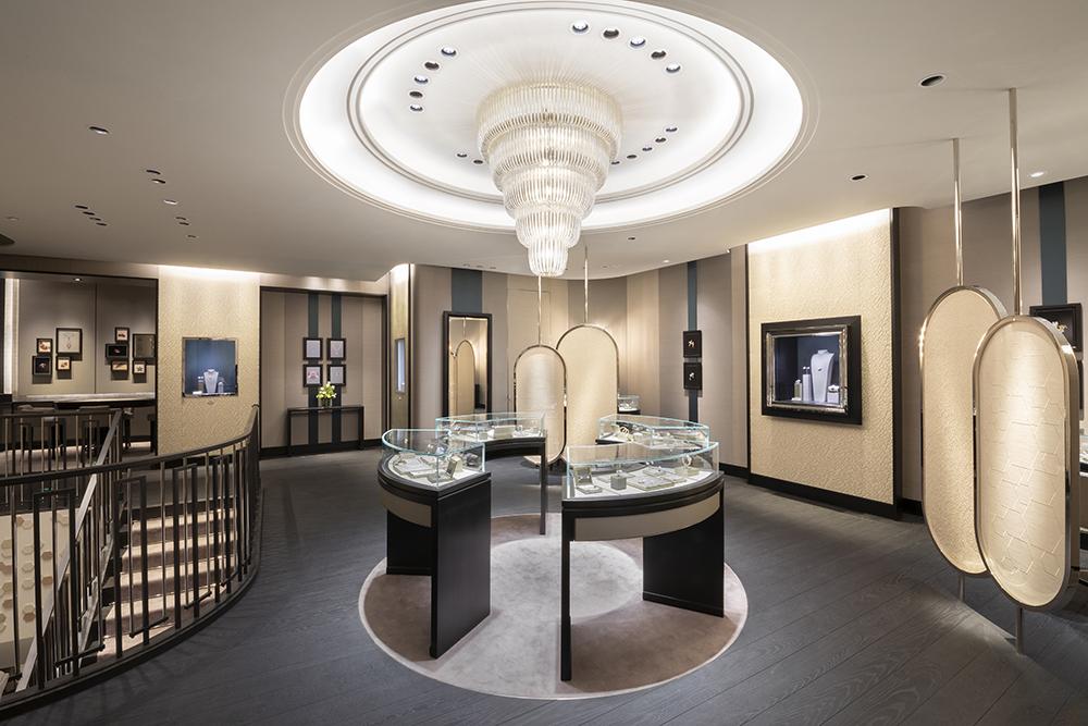 梵克雅宝在上海国金中心和北京国贸商城接连揭幕两家旗舰店