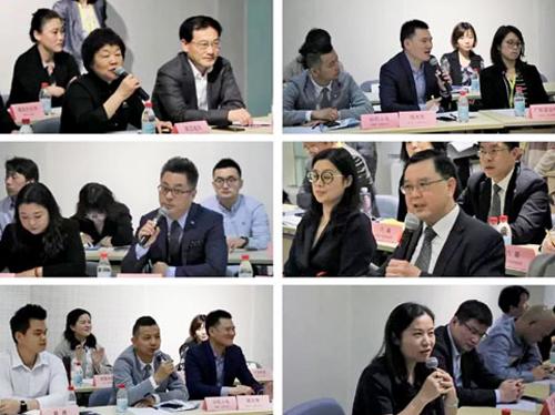中国珠宝玉石首饰品牌集群筹备座谈会召开