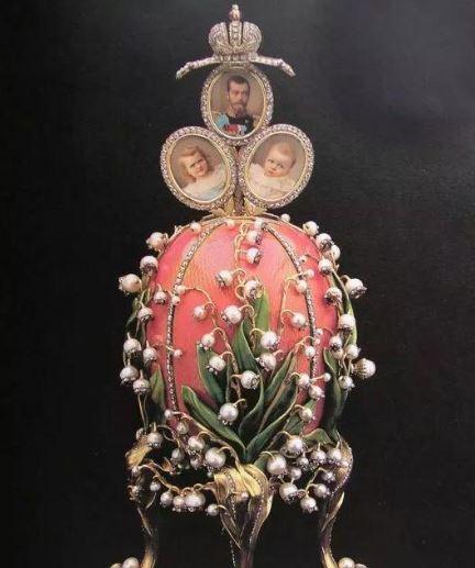 俄罗斯的珠宝设计 竟然有你意想不到的美!