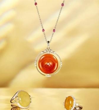 玉世家(JADEGIA)推出暖色系翡翠珠宝