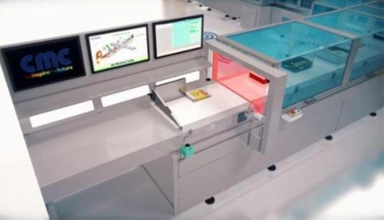 亚马逊试自动打包机 这意味着将裁减1300多个工作岗位