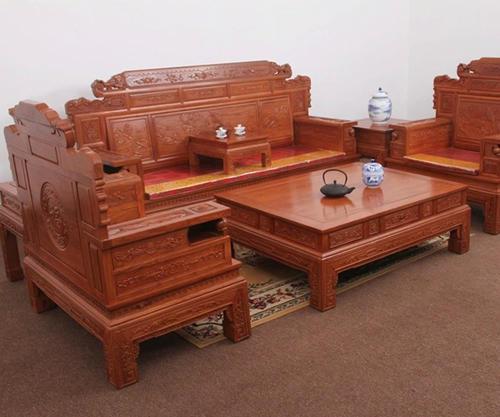 """""""盛昌阁红木沙发A065""""红木家具的价格"""