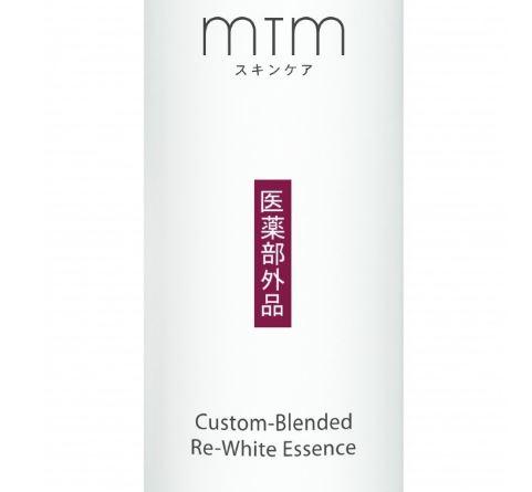 MTM匠心打造 白的发现 皙白水润系列