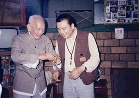 廖德良:非物质文化遗产寿山石雕传承人