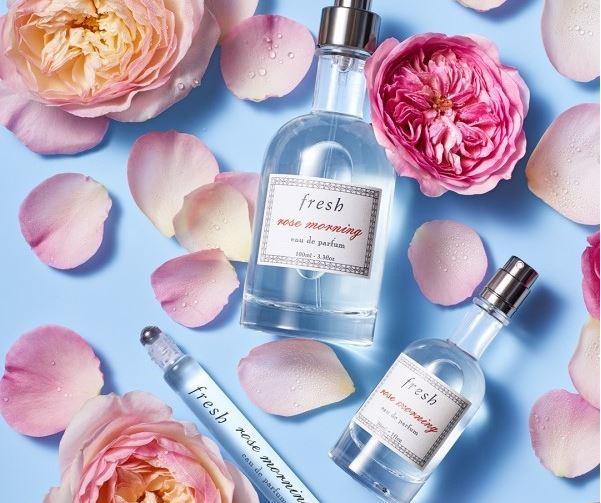 Fresh馥蕾诗新款晨露玫瑰香氛 清新花香 柔和释放