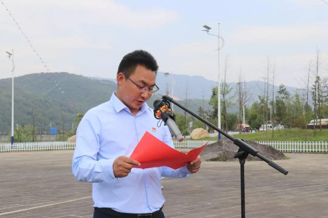 2019建行私人银行云南腾冲公益慈善回访活动在滇滩镇开展