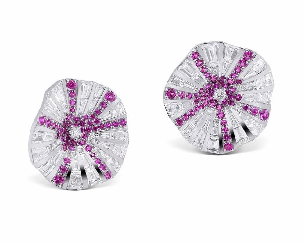 德国珠宝品牌 Stenzhorn新一季珠宝作品——Belle