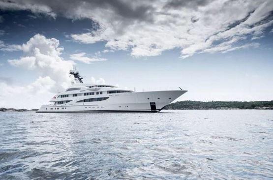 目前全世界最贵的一艘二手游艇