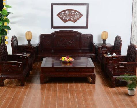 """""""兰之阁红木沙发LG-J15""""红木家具及价格"""