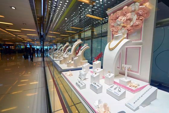 3月份香港珠宝钟表零售额跌2.6% 总值达67.02亿港元