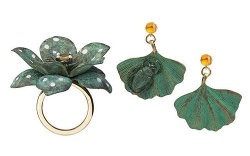 英国珠宝品牌TESSA PACKARD发布系列新品