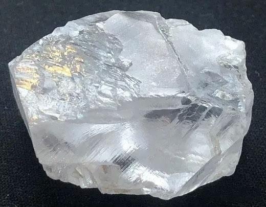 佩特拉钻石公司出售425CT白钻毛坯石
