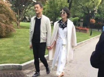 李亚鹏承认恋情 新女友竟有500亿身家?